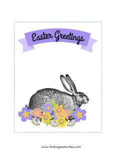 Easter Free Printables Wall Art Happy Easter 2020 #Easter #EasterPrintables #Printables #EasterWallArt #DIY #WallArt #DIYDecor