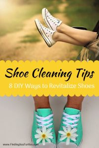 Shoe Cleaning Tips 8 DIY Ways to Revitalize Shoes #ShoeCleaning #CleanShoes #Cleaning #OdorFreeShoes #DIY #SaveMoney #NonToxic #SimpleCleaning