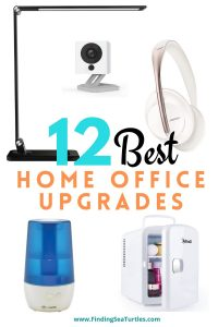 12 Best Home Office Upgrades #homeoffice #homedecor #workfromhome #productivity #worksmarter