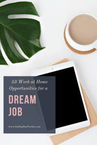 53 Work at Home Opportunities for a Dream Job #MakeMoney #MoneyMakingIdeas #WorkAtHome #WorkFromHome #RemoteWork #Entrepreneur #Freelance #Career #JobOpportunities #HomeBased