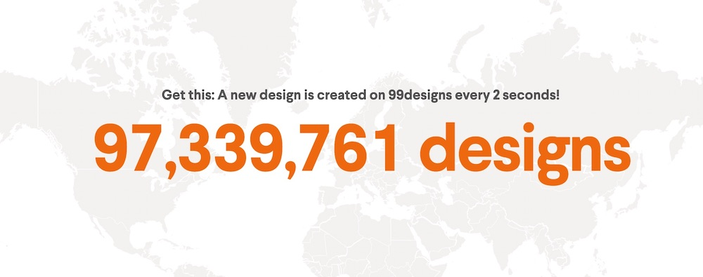 99Designs Stats