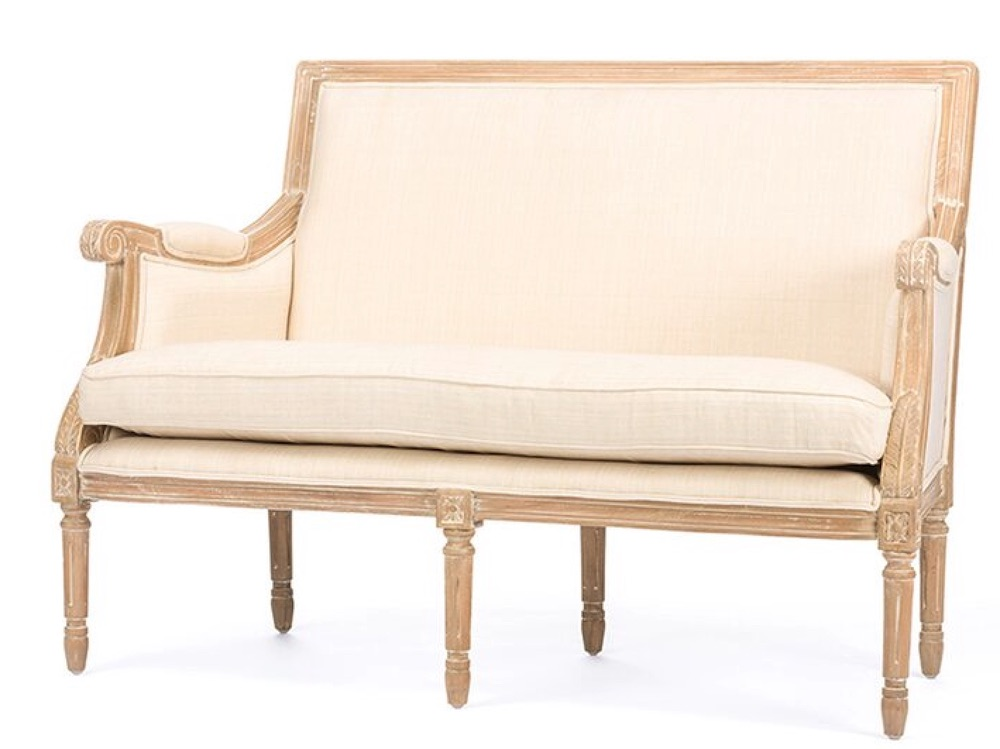 12 Charming French Country Sofas Bartlett Loveseat #FrenchCountry #FrenchCountryDecor #Decor #CountryStyleDecor #FrenchCountrySofas #FrenchDecor #Sofas
