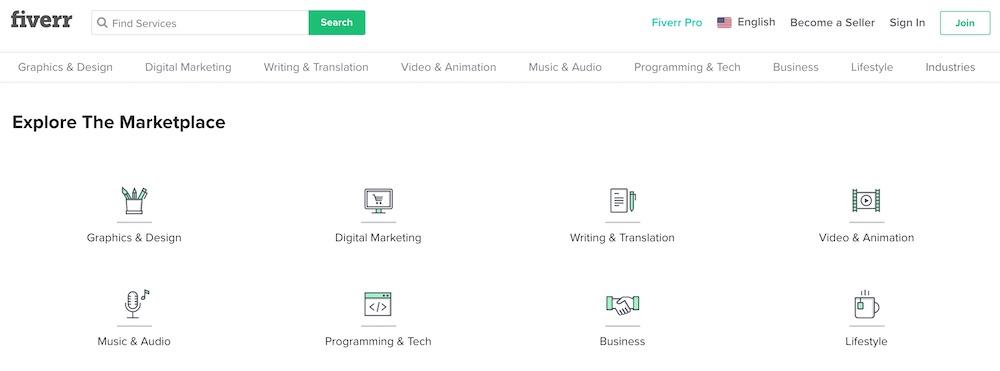 Fiverr Marketplace #MakeMoney #MoneyMakingIdeas #WorkAtHome #WorkFromHome #RemoteWork #Entrepreneur #Freelance #Career #JobOpportunities #HomeBased