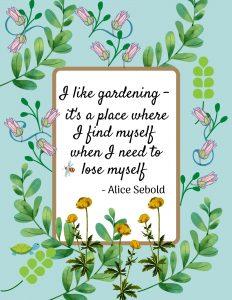 Gardening 2020 p3 #Gardening #GardenQuotes #GardeningPrintables #Printables #GardeningWallArt #DIY #WallArt #DIYDecor