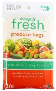 14 Money Saving Ideas Keep It Fresh Produce Bags #Frugal #FrugalLiving #FrugalLife #SaveMoney #MoneySaving #Saver #MoneySavingTips #Thrifty #FamilyBudget #LiveFrugally #DIY