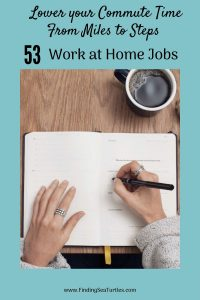 Lower your Commute Time from Miles to Steps 53 Work at Home #MakeMoney #MoneyMakingIdeas #WorkAtHome #WorkFromHome #RemoteWork #Entrepreneur #Freelance #Career #JobOpportunities #HomeBased
