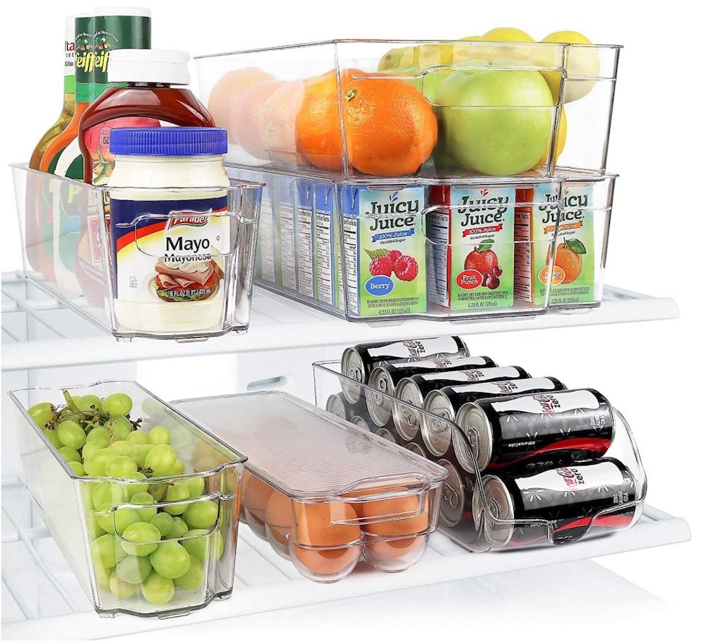 Refrigerator Bins #Frugal #FrugalLiving #FrugalLife #SaveMoney #MoneySaving #Saver #MoneySavingTips #Thrifty #FamilyBudget #LiveFrugally #DIY