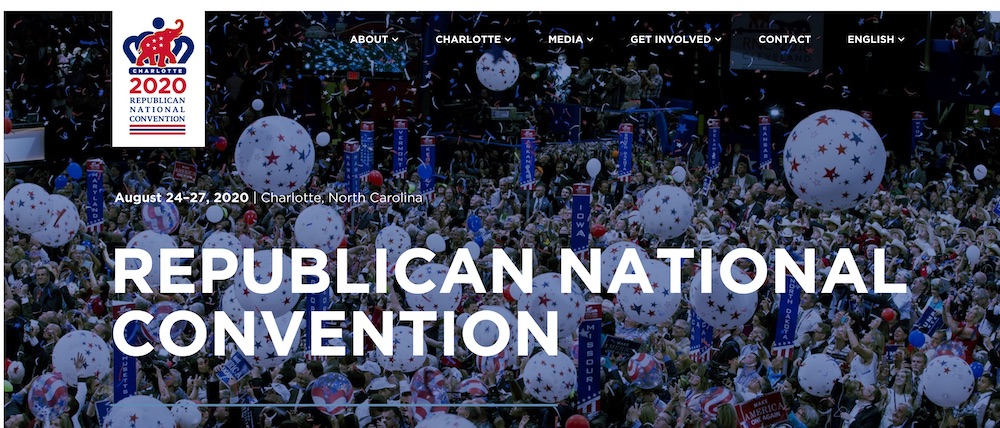 Republican National Convention 2020 #MakeMoney #TemporaryWork #SeasonalWork #JobOpportunities #PartTimeWork