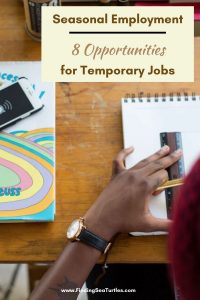 Seasonal Employment 8 Opportunities for Temporary Jobs #MakeMoney #TemporaryWork #SeasonalWork #JobOpportunities #PartTimeWork