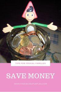 Tips for Frugal Families Save Money #Frugal #FrugalLiving #FrugalLife #SaveMoney #MoneySaving #Saver #MoneySavingTips #Thrifty #FamilyBudget #LiveFrugally #DIY