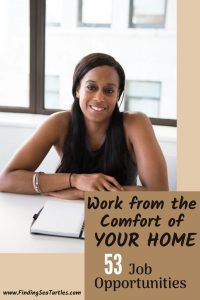 Work from the Comfort of your Home 53 Job Opportunities #MakeMoney #MoneyMakingIdeas #WorkAtHome #WorkFromHome #RemoteWork #Entrepreneur #Freelance #Career #JobOpportunities #HomeBased