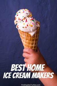 Best Home Ice Cream Makers #icecream #kitchen #dessert