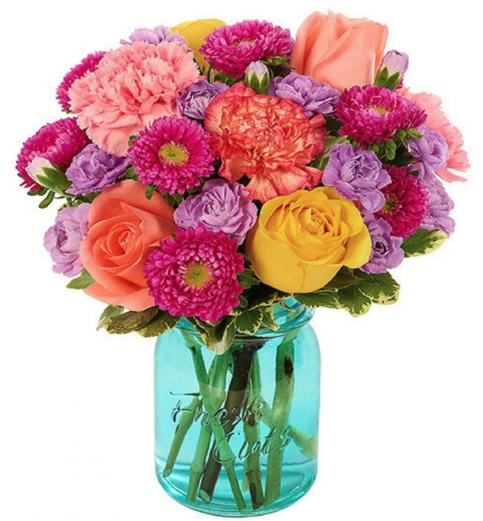 Best Online Flowers and Plants Florists Com - Pure Happiness Bouquet #flowers #flowerdelivery #bouquets #OnlineFlowers #FlowersOnline #MothersDay #FlowersForMom #GiveMomFlowers