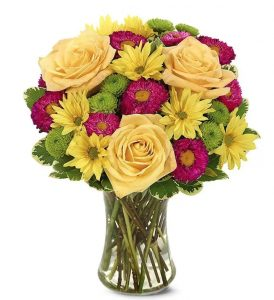 From You Flowers - Its a Fine Day Bouquet #flowers #flowerdelivery #bouquets #OnlineFlowers #FlowersOnline #MothersDay #FlowersForMom #GiveMomFlowers