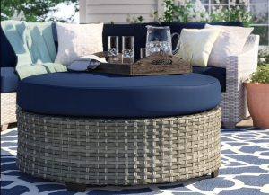 Pool Accessories Outfitted for Summer - Kenwick Coffee Table #Pool #SummerPool #PoolFun #PoolDecor #PoolAccessories #SummerFun #Relax #DailySwim #PoolParty