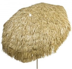 Pool Accessories Outfitted for Summer Fun Palapa Beach Umbrella #Pool #SummerPool #PoolFun #PoolDecor #PoolAccessories #SummerFun #Relax #DailySwim #PoolParty
