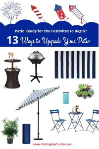 Patio Ready for the Festivities to Begin #DIY #Patio #DIYPatio #DIYPatioRefresh #Decor #PatioDecor #OutdoorDecor #DIY #Patio #DIYPatio #DIYPatioRefresh #Decor #PatioDecor #OutdoorDecor
