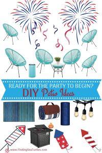 Ready for the Party to Begin_ DIY Patio Ideas #DIY #Patio #DIYPatio #DIYPatioRefresh #Decor #PatioDecor #OutdoorDecor