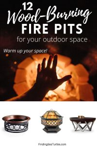 Warm Up Your Outdoor Space! 12 Fire pits #firepits #outdoorliving #patio