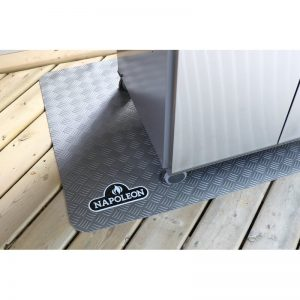 Napoleon Grill Mat #grilling #BBQ #outdoorliving