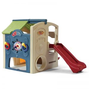 Neighborhood Fun Center #backyard #toddler #toys #OutDoorPlay #SummerFun #SummerPlaytime