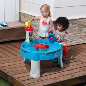 Paw Patrol Water Table #backyard #toddler #toys #OutDoorPlay #SummerFun #SummerPlaytime