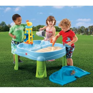 Splash 'N Scoop Bay #backyard #toddler #toys #OutDoorPlay #SummerFun #SummerPlaytime
