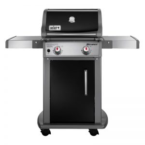 Weber Spirit E-210 Grill #grilling #BBQ #outdoorliving