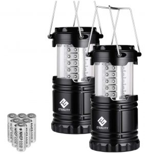 Power Outage Etekcity Lantern LED Lantern Set #Emergency #EmergencySupplies #EmergencySupplyKit #FEMA