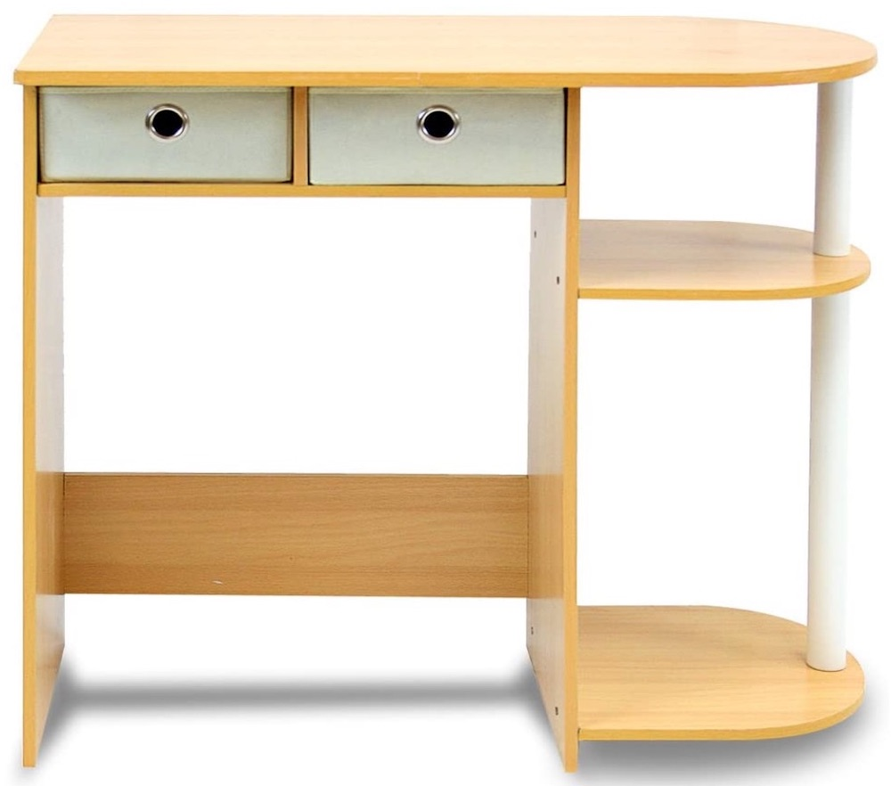 Home School Notebook Computer Desk Table #KidsDesk #StudyAtHome #Decor #HomeSchool #Homework