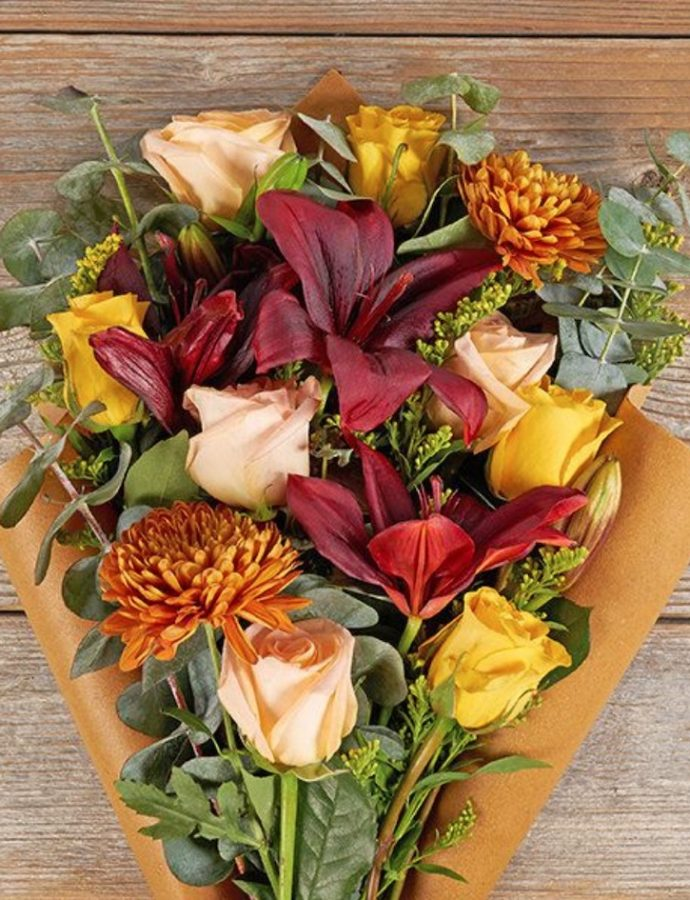 Best Online Thanksgiving Flowers