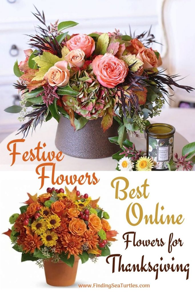Festive Flowers Best Online Flowers for Thanksgiving #FreshFlowers #flowerdelivery #bouquets #OnlineFlowers #FlowersOnline #AutumnFlowers #FallFlowers #ThanksgivingFlowers