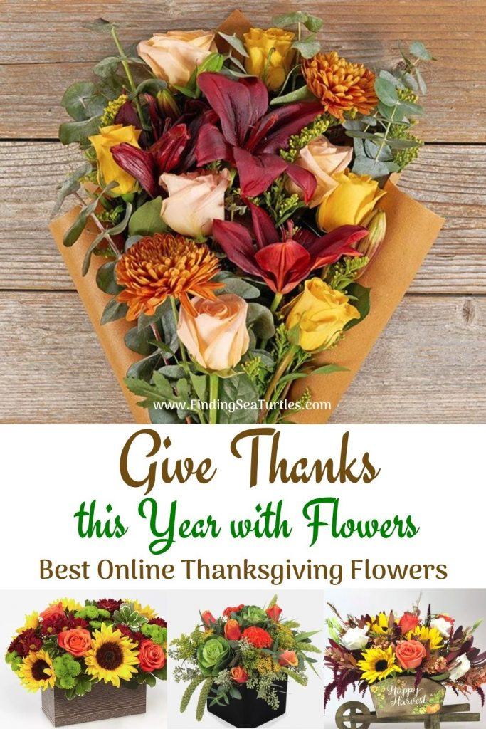 Give Thanks this Year with Flowers Best #FreshFlowers #flowerdelivery #bouquets #OnlineFlowers #FlowersOnline #AutumnFlowers #FallFlowers #ThanksgivingFlowers