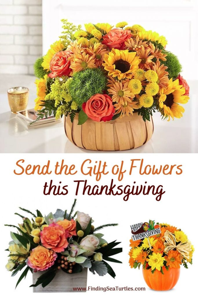 Send the Gift of Flowers this Thanksgiving #FreshFlowers #flowerdelivery #bouquets #OnlineFlowers #FlowersOnline #AutumnFlowers #FallFlowers #ThanksgivingFlowers