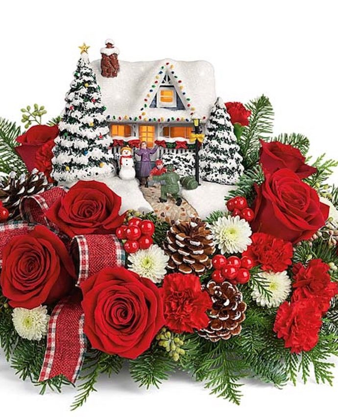 Best Online Christmas Flowers