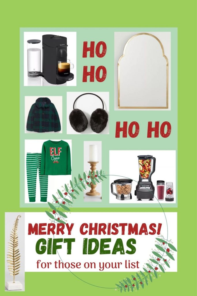 Merry Christmas Gift Ideas for those on your list #Christmas #ChristmasGifts #GiftIdeas #ChristmasPresents #ChristmasGiftGiving