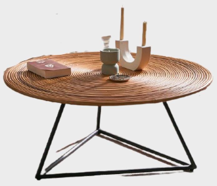 Seaside Decor Nina Rattan Coffee Table #CoffeeTable #Coastal #RattanCoffeeTables #BeachHome #CoastalDecor #CoastalFurniture #Seaside