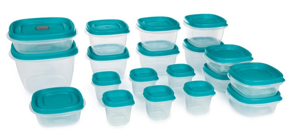 Giving Ideas Rubbermaid Food Storage Containers #Christmas #ChristmasGifts #GiftIdeas #ChristmasPresents #ChristmasGiftGiving