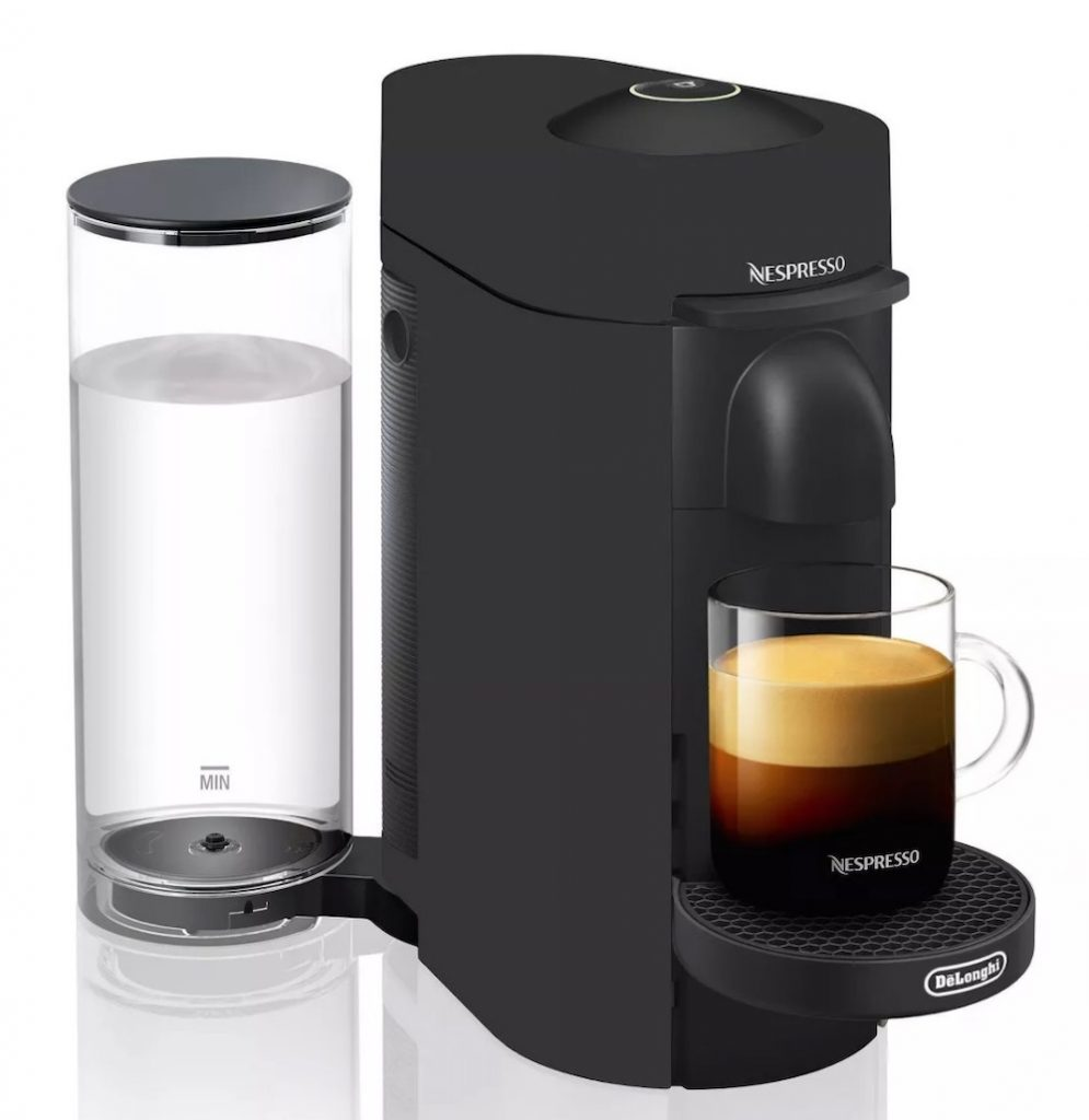 For the Morning Coffee VertuoPlus Coffee and Espresso Machine #Christmas #ChristmasGifts #GiftIdeas #ChristmasPresents #ChristmasGiftGiving