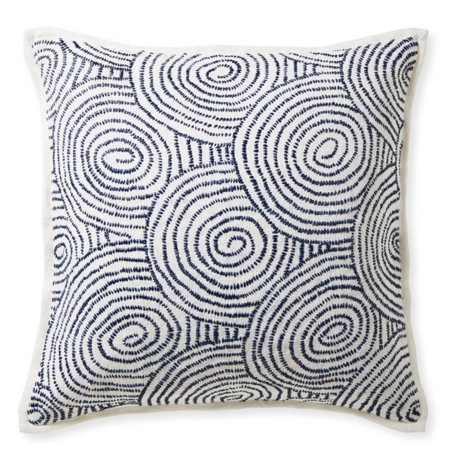 Island Decor Ibiza Pillow Cover #Pillows #ThrowPillows #BeachHome #CoastalDecor #SeasideDecor #IslandDecor #TropicalIslandDecor #BeachHomeDecor