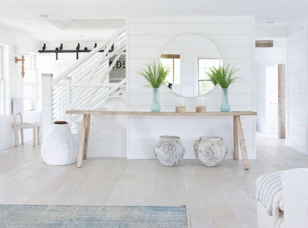 Best Coastal Entryway Decor Ideas Dream of Island Living #Coastal #CoastalDecor #Entryway #Foyer #CoastalEntryway #CoastalFoyer #BeachHouse #BeachHome #SummerHouse #LakeHouse #ConsoleTable #SeasideDecor #IslandDecor #TropicalIslandDecor