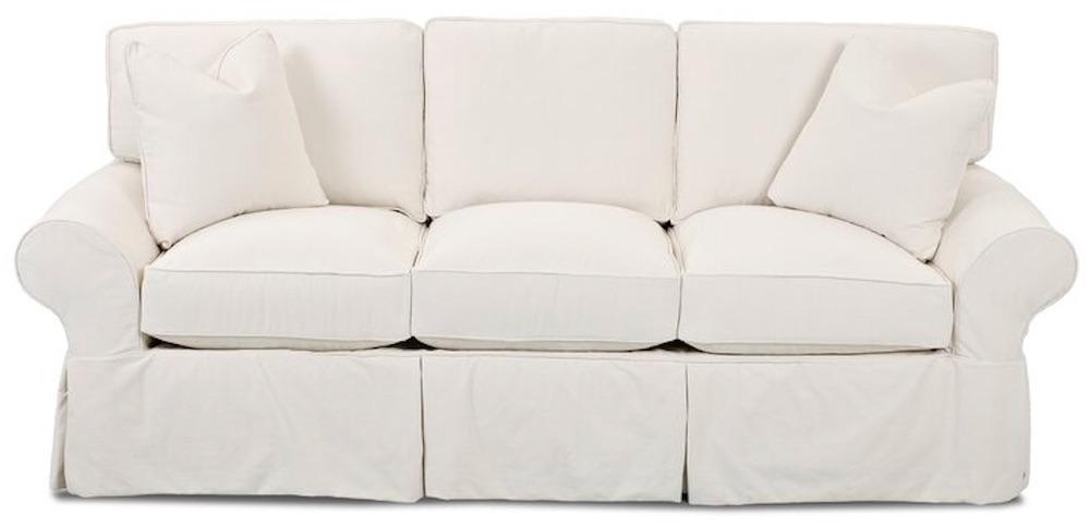 Coastal White Sofas Pegram Sofa #Sofas #CoastalSofas #BeachHome #CoastalDecor #SeasideDecor #IslandDecor #TropicalIslandDecor #BeachHomeSofas