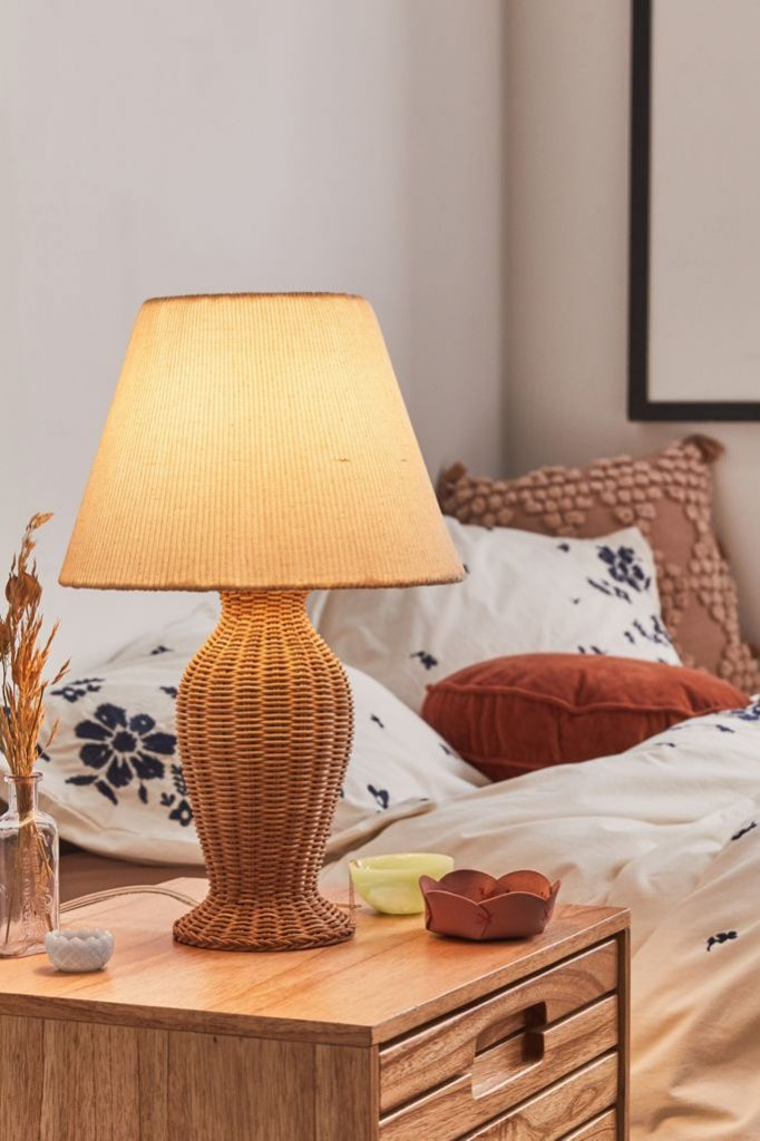 Seaside Style Priscilla Table Lamp #Lamps #TableLamps #BeachHome #CoastalDecor #SeasideDecor #IslandDecor #TropicalIslandDecor #BeachHomeDecor #LivingRoom #Bedroom