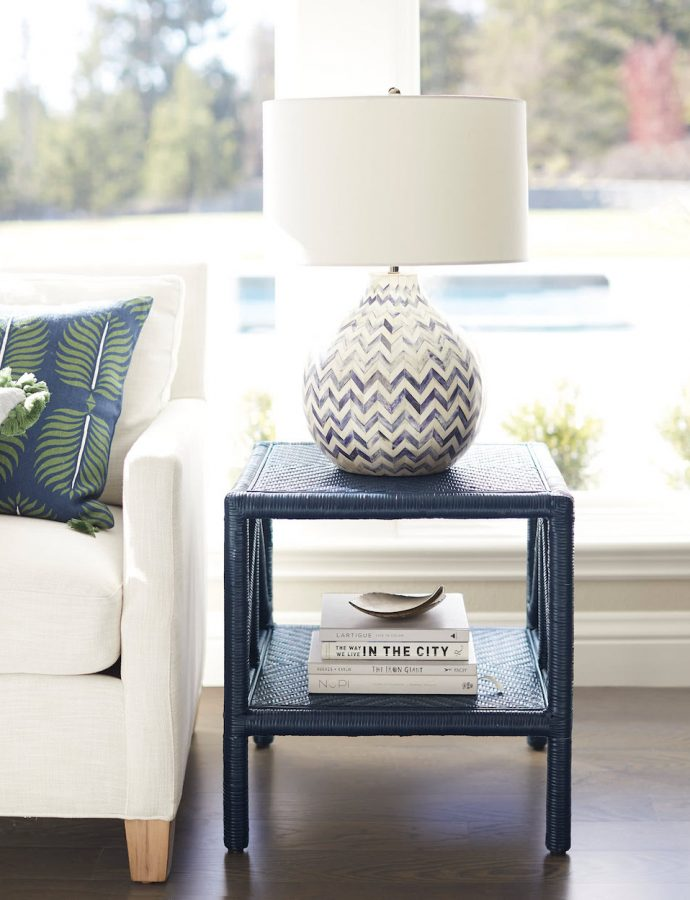 18 End Tables with Coastal Style