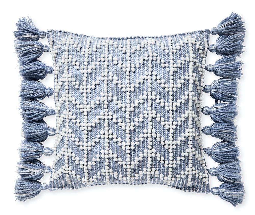 Tropical Island Decor West Beach Pillow Cover #Pillows #ThrowPillows #BeachHome #CoastalDecor #SeasideDecor #IslandDecor #TropicalIslandDecor #BeachHomeDecor