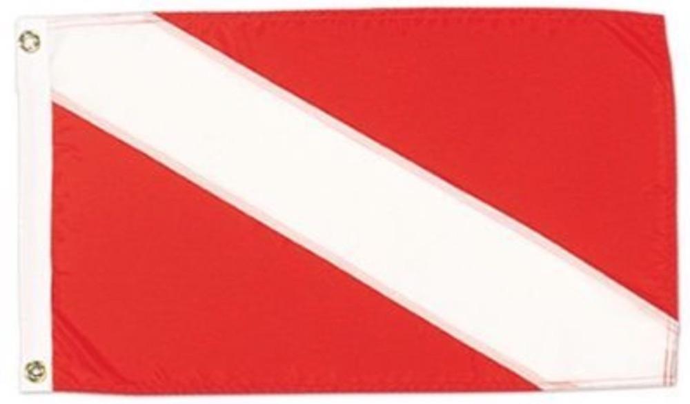 Marine Elements Diver Flag #Coastal #CoastalDecorTips #BeachHouse #BeachHome #LakeHouse #CoastalDecor #SeasideDecor #IslandDecor #TropicalIslandDecor