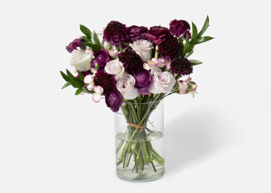 Best Valentine's Flowers and Plants Double The Morello by Urban Stems #flowers #FlowerDelivery #bouquets #OnlineFlowers #FlowersOnline #ValentinesDay #ValentinesFlowers #SendFlowers