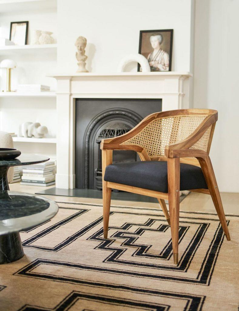 Natural Textures Opia Accent Chair #Coastal #CoastalDecorTips #BeachHouse #BeachHome #LakeHouse #CoastalDecor #SeasideDecor #IslandDecor #TropicalIslandDecor