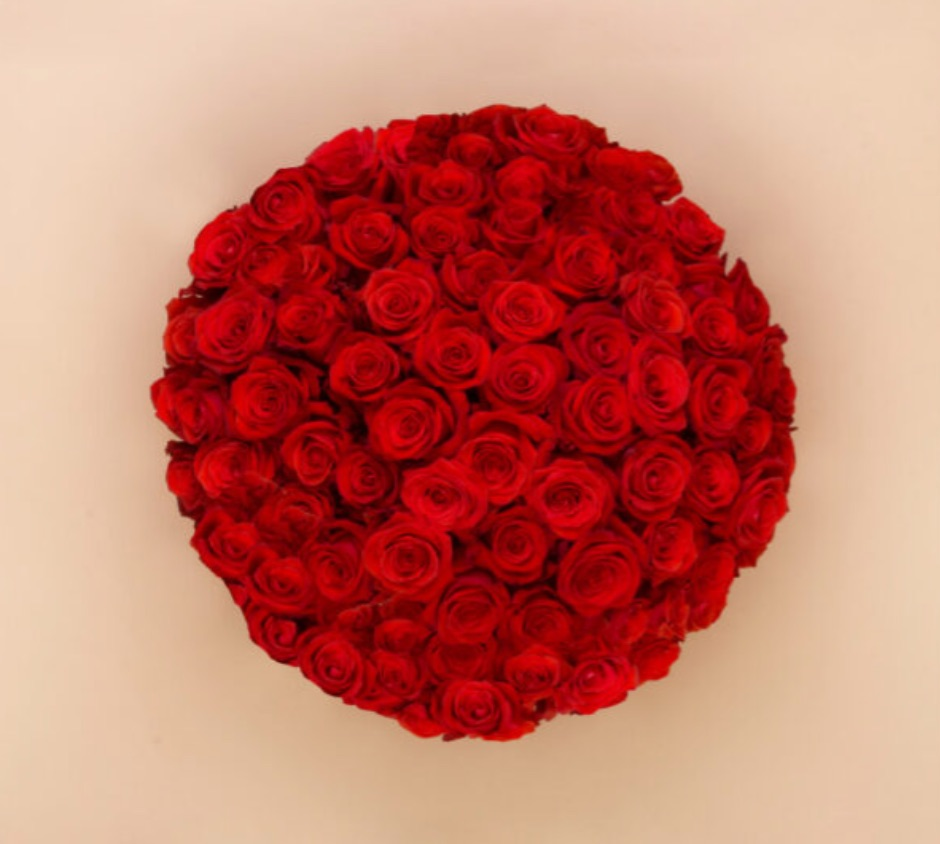 Best Valentine's Flowers and Plants Red Box by A800Roses #flowers #FlowerDelivery #bouquets #OnlineFlowers #FlowersOnline #ValentinesDay #ValentinesFlowers #SendFlowers