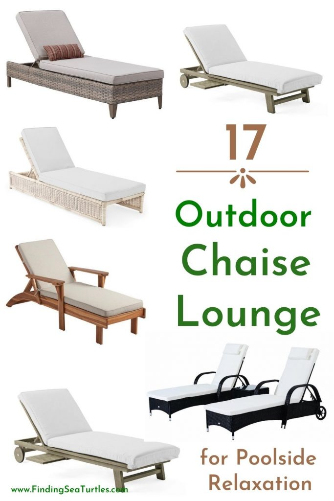 17 Outdoor Chaise Lounge for Poolside Relaxation #ChaiseLounge #Pool #PoolSide #Patio #Summer #OutdoorSpaces #Backyard #PatioDecor #PatioFurniture #SummerHouse #CoastalHome #BeachHouse #LakeHouse #IslandHome #OutdoorLiving #BeachHouseStyle #BeachHouseDecor